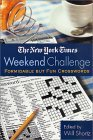 New York Times Weekend Challenge: Formidable but Fun Crosswords