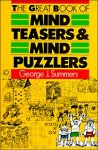 The Great Book of Mind Teasers and Mind Puzzles