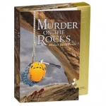 Murder on the Rocks Classic Murder Mystery Jigsaw Puzzle