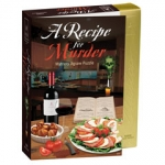 Recipe for Murder - Murder Mystery Jigsaw Puzzle