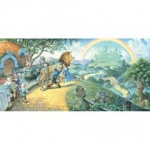 Wizard of Oz Jigsaw Puzzle - Scott Gustafson